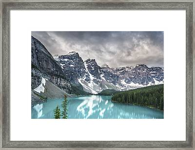 Imaginary Waters Framed Print by Jon Glaser