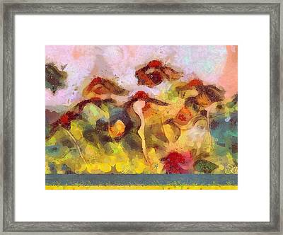 Imagine - 101dv03f Framed Print by Variance Collections