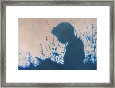 Imagine Framed Print by Dan Sproul
