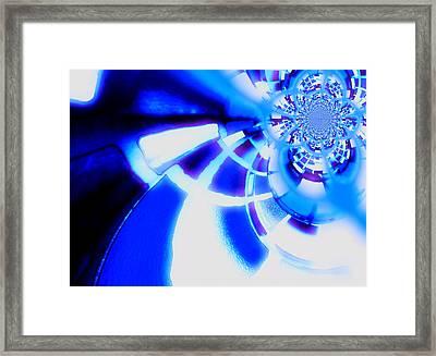 Imbuing IIi Framed Print by Aurelio Zucco