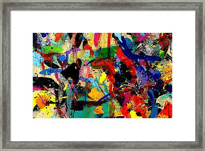 Imma 53 Framed Print by John  Nolan