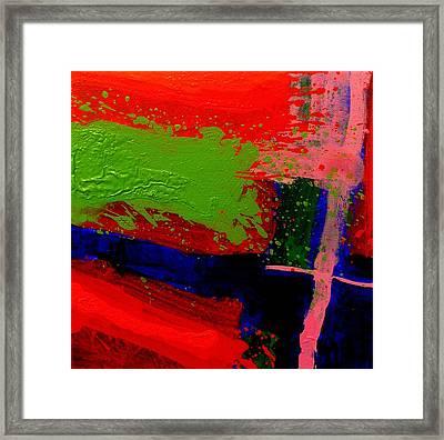 Imma   IIi Framed Print by John  Nolan