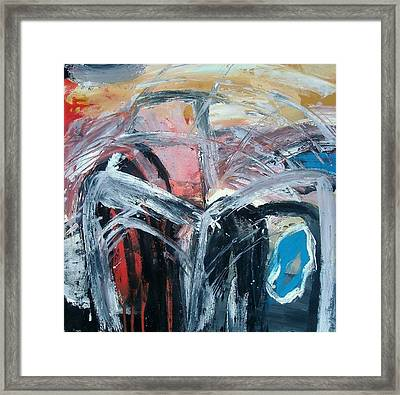 Imminent Flashback Framed Print by Alan Taylor Jeffries