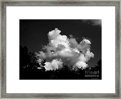 Impending Storm Framed Print by Luther   Fine Art