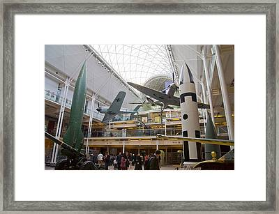 Imperial War Museum Framed Print by Mark Williamson