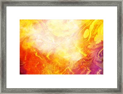 Impression Lightwork Framed Print by Lutz Baar