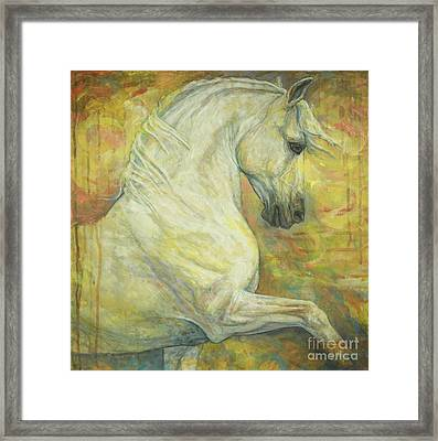 Impression Framed Print by Silvana Gabudean