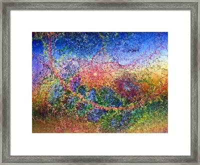 Impressionist Dreams 1 Framed Print by Casey Kotas