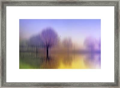 Impressions Framed Print by Jessica Jenney