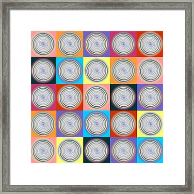 In Common Framed Print by Helena Tiainen