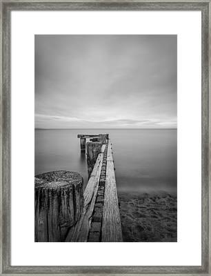 In Depth Framed Print by Shari Mattox