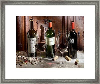 In Good Company Framed Print by Jon Neidert