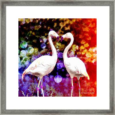 In Love Framed Print by Nishanth Gopinathan
