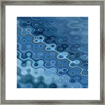 In Motion 3 Framed Print by Tom Druin