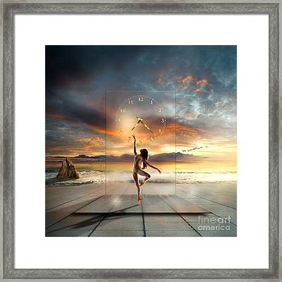 In My Dreams ... Framed Print by Franziskus Pfleghart