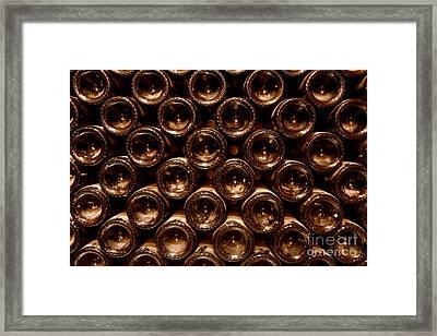 In The Cellar Framed Print by Jon Neidert