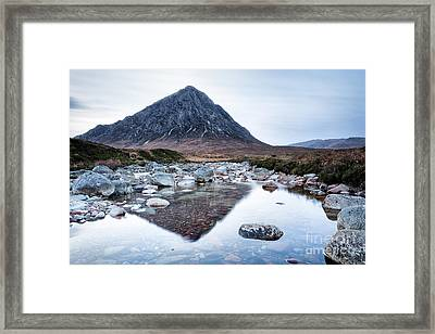 In The World We Have Nothing If We Are Alone Framed Print by John Farnan