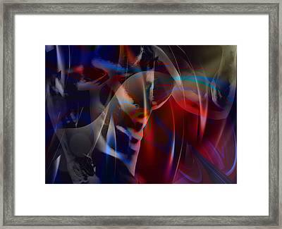 In The Zone  Framed Print by Mark Ashkenazi