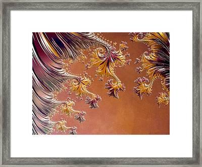 In Vino Veritas Framed Print by Susan Maxwell Schmidt