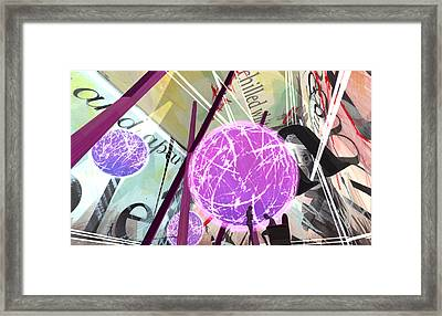 In Waiting 3-3-12 4 Framed Print by Thomas Griffith