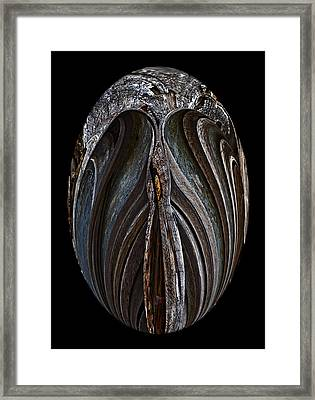 Incised Framed Print by Murray Bloom