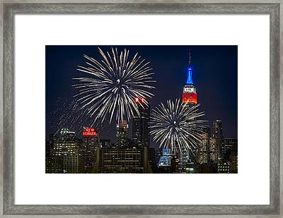 Independence Day Framed Print by Eduard Moldoveanu