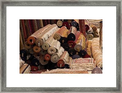 India, Rajasthan, Jaipur, The Making Framed Print by Emily Wilson