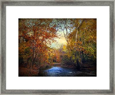 Indian Summer Framed Print by Jessica Jenney
