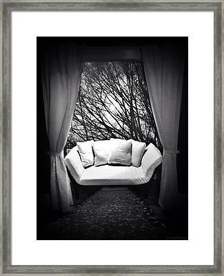 Indifference Framed Print by Richard Smith