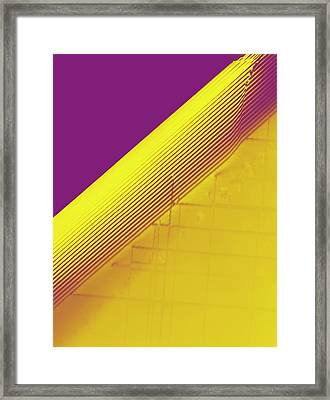 Indium Gallium Arsenide Framed Print by Ammrf, University Of Sydney
