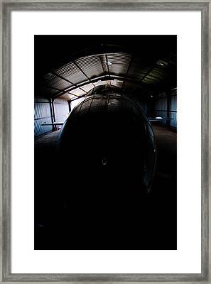 Indoors Framed Print by Paul Job