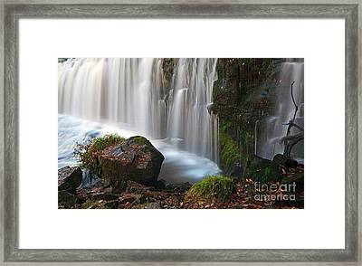 Inertia Framed Print by Pete Reynolds