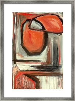 Inexplicable  Framed Print by Karyn Robinson