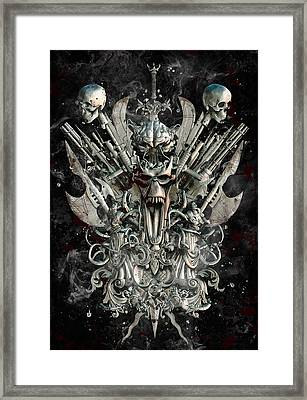 Infectious Delusion Framed Print by Pixel Chemist