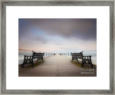 Infinity Framed Print by John Potter