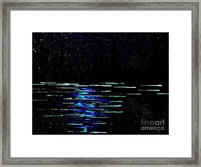 Infinity Framed Print by Tim Townsend