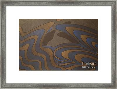 Infusion Framed Print by Lawrence Jones