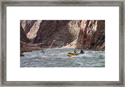 Inner Light Framed Print by Steve King