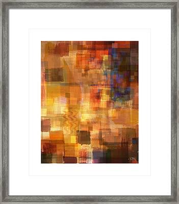 Inner Sanctum 3 Framed Print by Craig Tinder