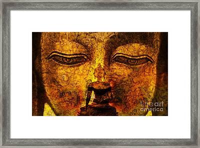 Inner Strength  Framed Print by Tim Gainey