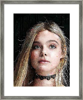 Innocence Framed Print by Gary Bodnar