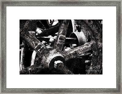 Inoxerable Framed Print by Olivier Le Queinec