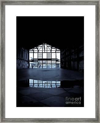 Insideout Framed Print by Colleen Kammerer