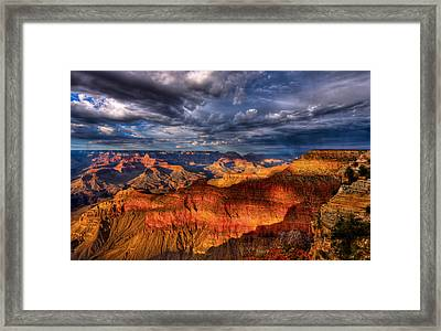 Inspiration Framed Print by Beth Sargent