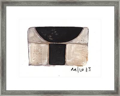 Instar No.4 Framed Print by Mark M  Mellon