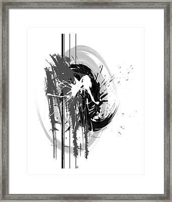 Integrity Framed Print by Melissa Smith