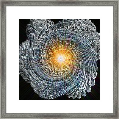 Intensity Framed Print by Michael Durst