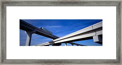 Interchange, Texas, Usa Framed Print by Panoramic Images