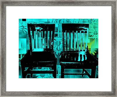 Interlude Framed Print by Wendy J St Christopher