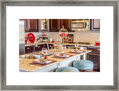 Interscape A10a Framed Print by Otri Park